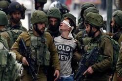 بازداشت بیش از ۲۵۰۰ فلسطینی از آغاز سال جاری میلادی