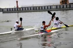 قایقرانان گیلانی قهرمان رقابتهای ماراتن کشور شدند