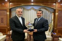 IKBY: İran'la yakın ilişkiler bizim için çok önemli