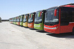 100 buses in Tehran transport fleet renovated within 4 months