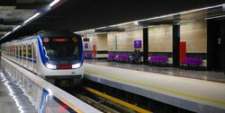 2 metro stations in Tehran to become operational