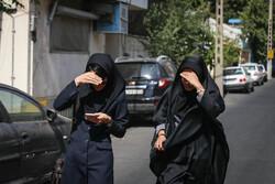 دمای هوای خوزستان افزایش می یابد
