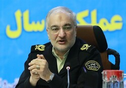 364 tons of narcotics seized in Iran in 7 months
