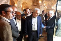 معاون رئیس جمهور از سرای تاریخی سعدالسلطنه قزوین دیدن کرد