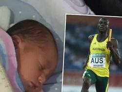 آسٹریلوی ایتھلیٹ نے غلطی سے گاڑی اپنے ایک سالہ بیٹے پر چڑھا دی