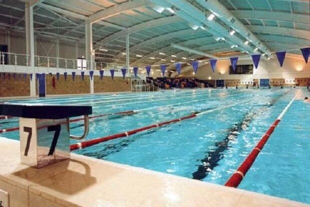 پلمب ۳ استخر شنا در کرمانشاه