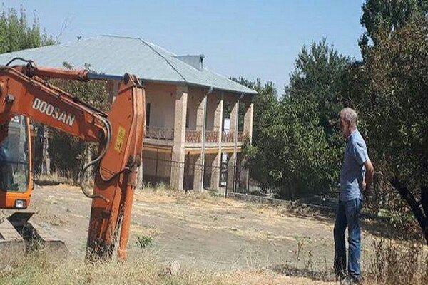 عمارت«نورمحال»همدان در بلاتکلیفی/کمیته امداد از شهرداری شکایت کرد