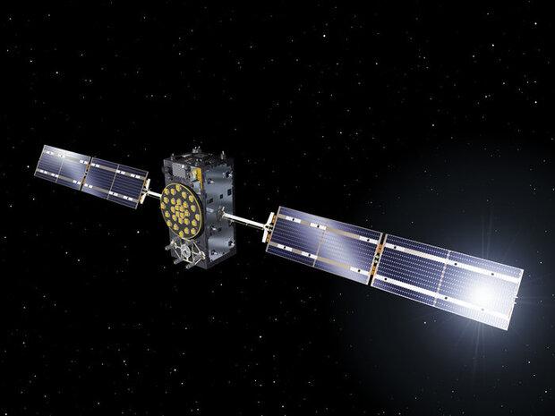 ماهواره جی پی اس اروپا قطع شده است