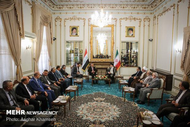 Iranian, Iraqi judiciary officials discuss mutual co-op