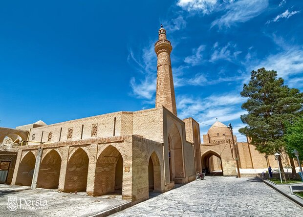 Islamic architecture? Sure, but Na'in's old mosque offers so much more