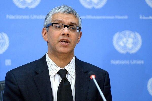 واکنش سازمان ملل به محدودیتهای آمریکا برای وزیر خارجه ایران