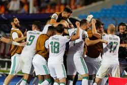 صعود الجزایر به فینال جام ملت های آفریقا