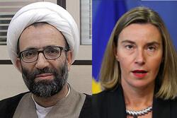 برلماني ايراني محذرا موغريني: لا تعبثي بذيل الاسد