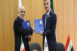 Iran's AUT, Iraq's Zakho uni. sign MoU on scientific coop.