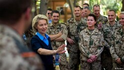 Will Ursula von der Leyen be the Commander of the Europian Commission?