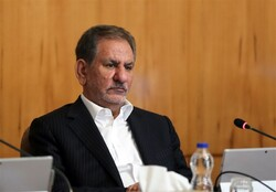 Jahangiri urges Europe to press U.S. to lift cruel sanctions
