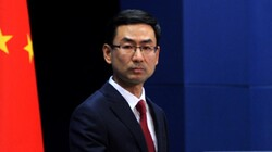 Chinese Foreign Ministry spokesman