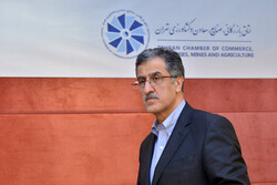 TCCIMA Head Masoud Khansari