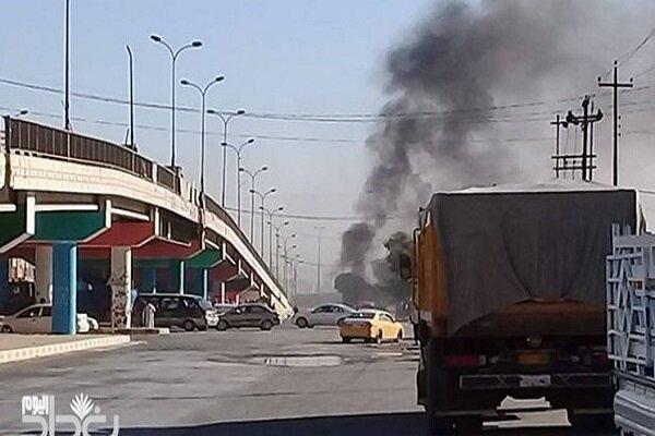 انفجار انتحاری در بغداد سه کشته برجای گذاشت