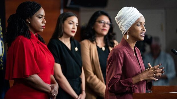 Democratic Congresswomen respond to Trump's racist tweets