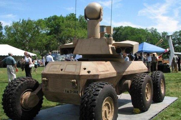 خودروهای زرهی رباتیک ارتش آمریکا سال آینده عرضه میشوند