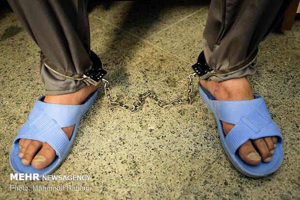 پلیس امنیت پردیس اوباش فراری را در «سیاهسنگ» دستگیر کرد