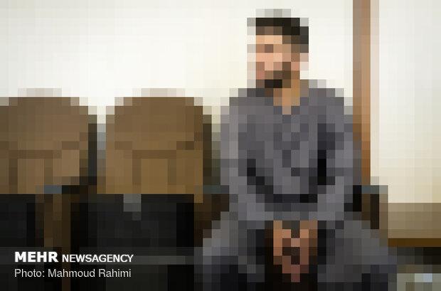 دستگیری یکی از اراذل و اوباش سابقه دار متواری در غرب تهران - شطرنجی