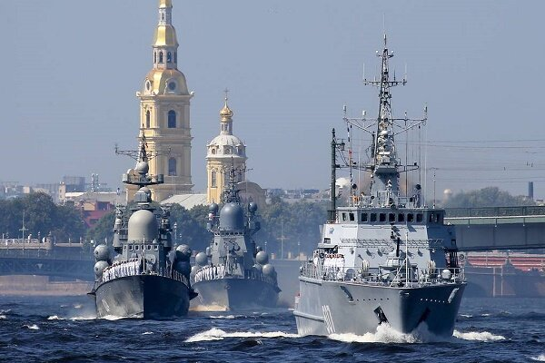 رزمایش نظامی بزرگ در روسیه