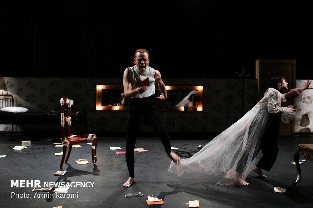 'Sisyphus' goes on stage