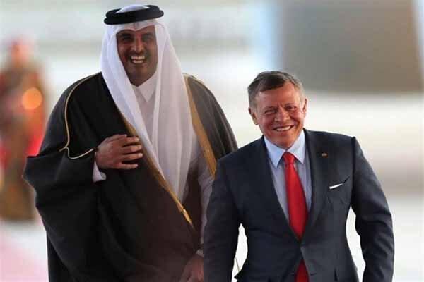 الأردن يعيد العلاقات مع قطر بشكل كامل