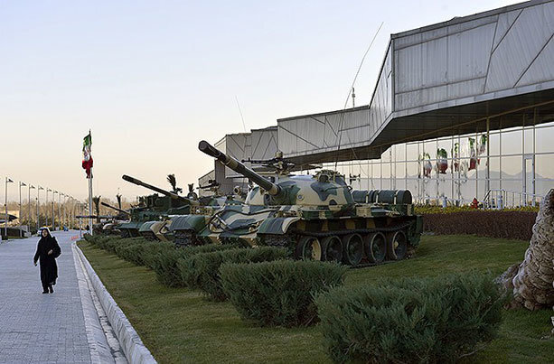 Foreign visits to Sacred Defense Museum jumps 80 percent