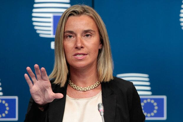 Mogherini expresses concern about nuclear activities in Fordow