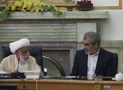 اعادة انتخاب آية الله جنتي امينا لمجلس صيانة الدستور