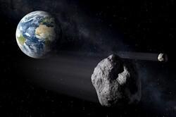 سیارکی که قرار بود به زمین بخورد گم شد