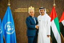 Haftar's ally UAE calls for peace in Libya