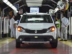 Renault regional sales drop drastically after exit from Iran