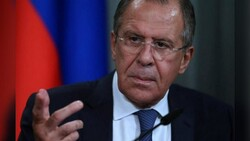 Lavrov stresses Iran's right to peaceful nuclear energy at Pompeo meeting
