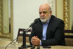 Iran ready to expand cooperation with Iraq's new government: envoy