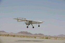 Iranian Army unveils new drone called Mohajer 6