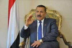 رایزنی وزیر خارجه دولت نجات ملی یمن با مارتین گریفیتس