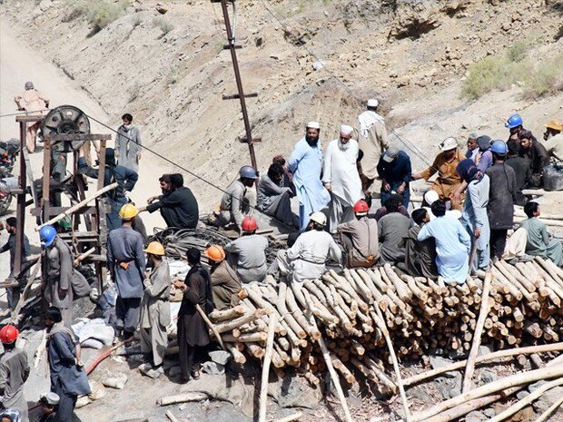 بلوچستان میں کوئلے کی کان میں حادثے کے نتیجے میں 8 کان کن ہلاک