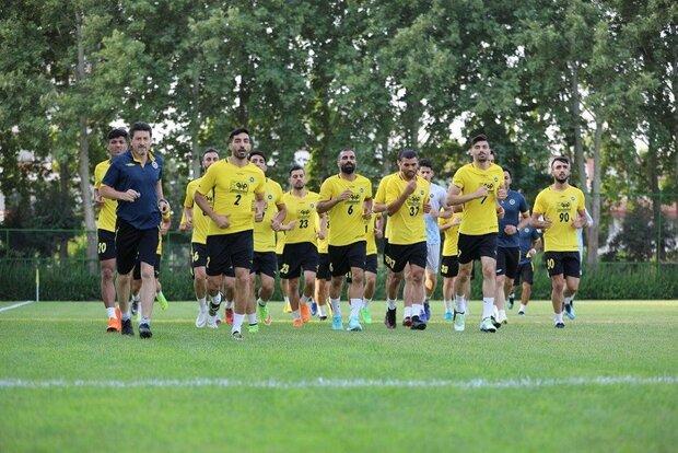 İran'ın Sepahan Futbol takımı Türkiye'ye gidecek