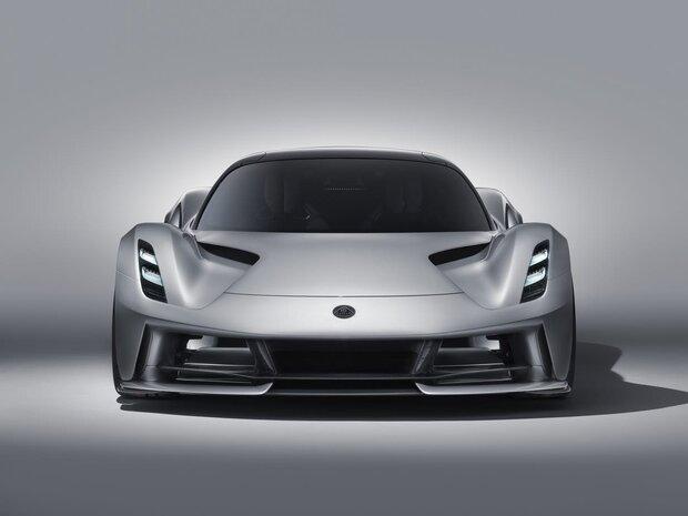 قدرتمندترین خودروی جهان در ۹ دقیقه شارژ میشود