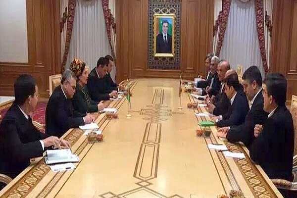 Iran, Turkmenistan discuss expansion of ties