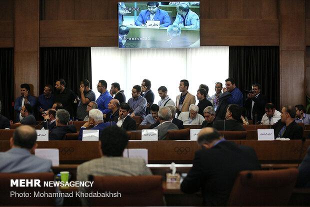 مجمع انتخاباتی فدراسیون کشتی