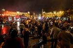 میدان حسن آباد ۶ گنبدی شد