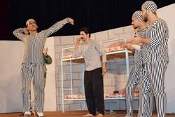 نمایش کمدی «پاپانین گول بالاسی» در آستارا به روی صحنه رفت