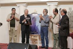 مراسم نکوداشت ۲ مستندساز باسابقه برگزار شد