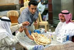 شعبية الخبز الايراني في الكويت / صور