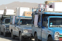 ۵۱ نوعروس سقزی با جهیزیه اهدایی رهبری به خانه بخت رفتند